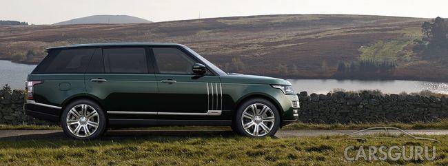 Range Rover Holland & Holland: самый дорогой внедорожник в истории марки уже в «АВИЛОН»
