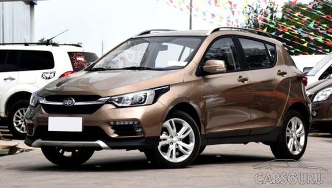 FAW представит на российском рынке недорогой аналог Hyundai Creta