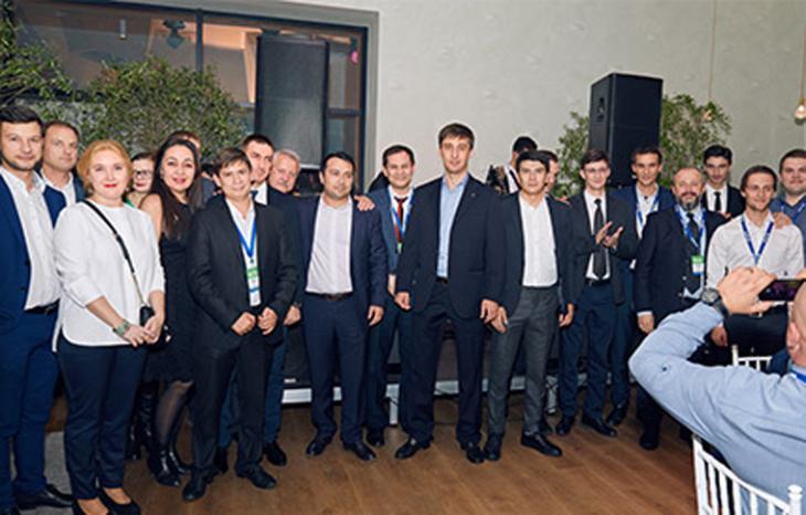 В Москве прошла дилерская конференция RAVON.