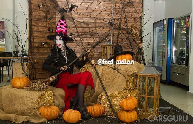 Хэллоуин в АВИЛОНе