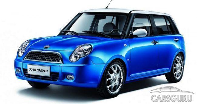 ТОП-5 самых популярных китайских авто-клонов