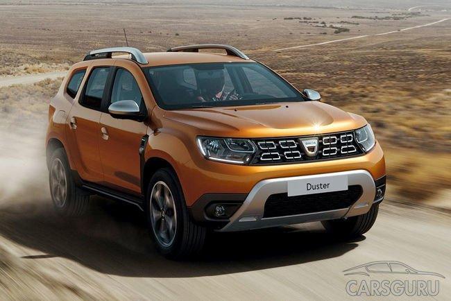 Начальная цена на Renault Duster новой генерации всего 814 000 рублей