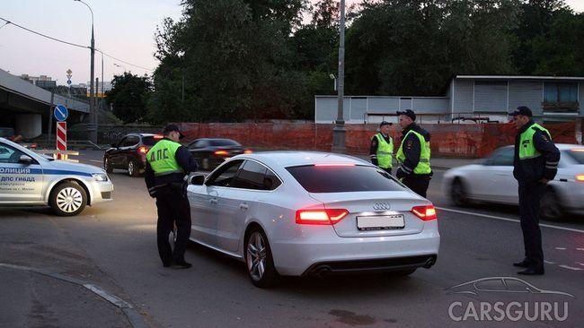 Начинающим автомобилистам хотят запретить ездить на мощных авто