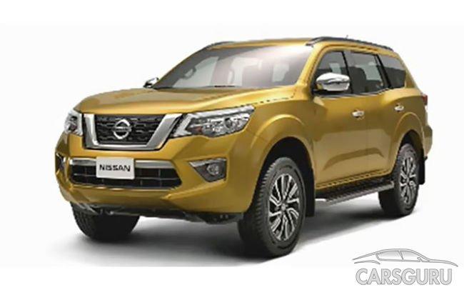 Первые изображения нового бюджетного внедорожника от Nissan