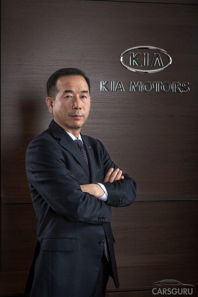 Чжон Вон Чжон назначен президентом KIA Motors Rus