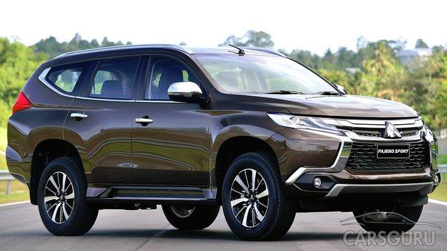 Mitsubishi Pajero Sport нового поколения получит российскую раму