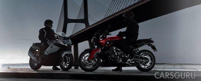 В РОЛЬФ BMW Motorrad сезон уникальных предложений! Второй мотоцикл в подарок!