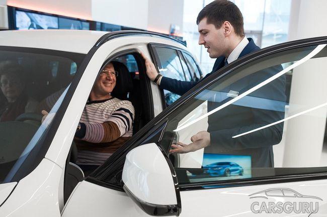 В «АВИЛОНЕ» ПРОШЛА ПРЕЗЕНТАЦИЯ НОВОГО BMW X3.