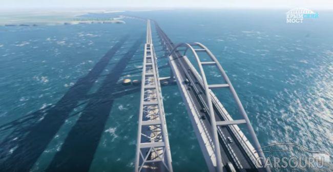 Голосование по подбору названия Крымского моста открыто