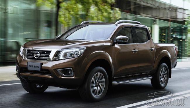 Скоро дебютирует новый рамный внедорожник от Nissan