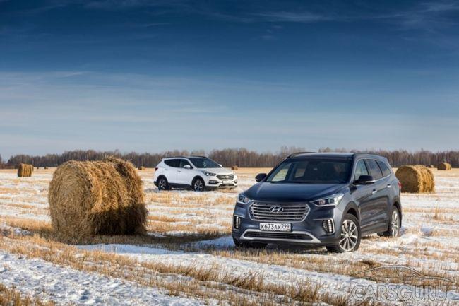Спецусловия на покупку автомобилей Hyundai в кредит со ставкой от 6,9% годовых