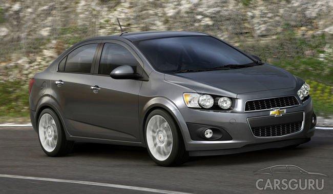 Бюджетный Chevrolet Aveo могут вернуть на российский рынок