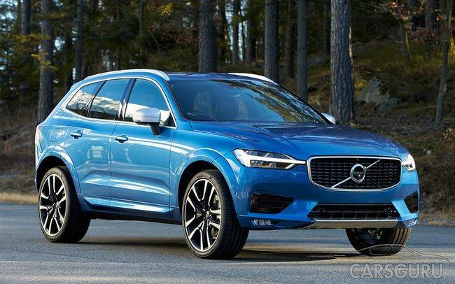 Цена на Volvo XC60 снизилась еще до начала продаж
