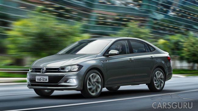 Состоялся дебют нового поколения седана Volkswagen Polo