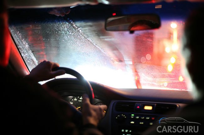 Запотевание окон или насколько важно сушить авто зимой