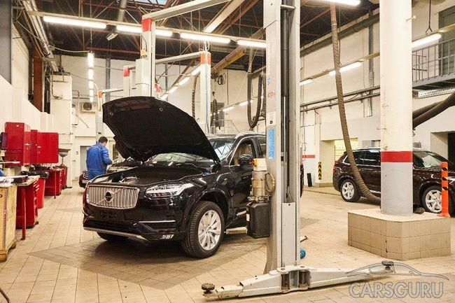 Volvo: новый эффективный подход к обслуживанию клиентов. Персональный сервис