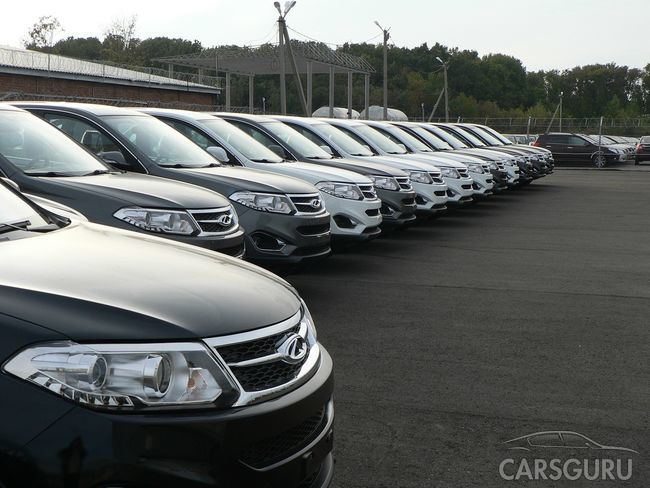 Китайским авто открыли доступ к госпрограмме