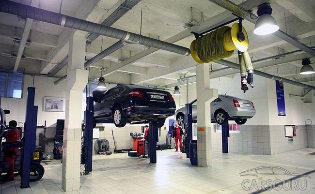Сервисный центр СТ-МОТОРС – мы знаем всё о Nissan!