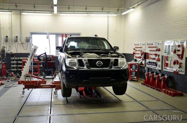 Кузовной ремонт в СТ-МОТОРС – и ваш Nissan всегда как новый!