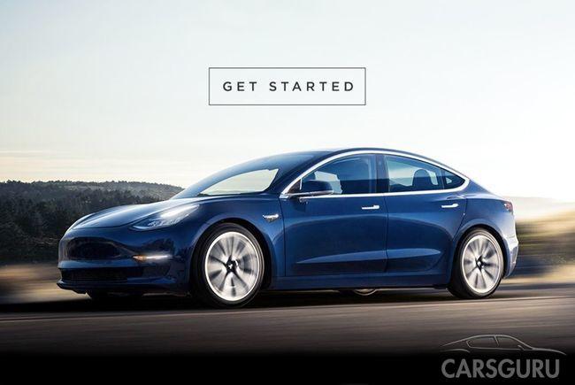 Цены и дата выхода на российский рынок Tesla Model 3