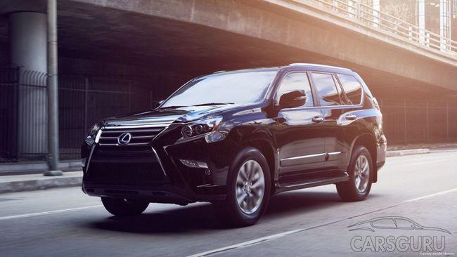Lexus ввел специальные условия на покупку премиальных моделей в ноябре
