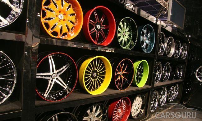 Особенности выбора колесных дисков