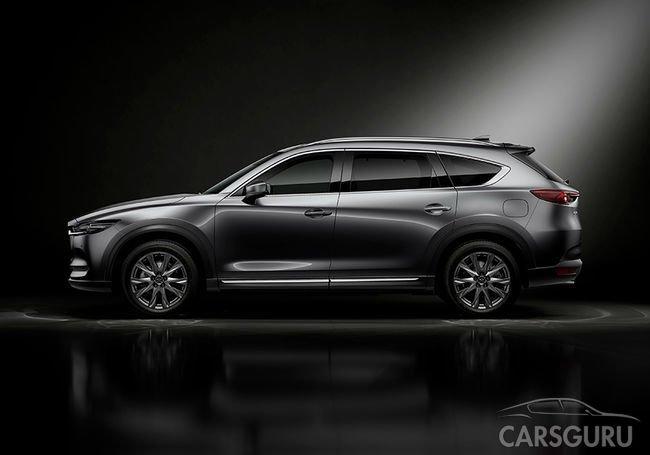 Через 4 года Mazda представит новый паркетник
