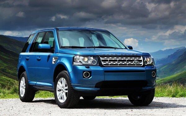 Land Rover Freelander — обзор автомобиля и конкуренты.