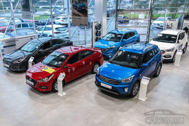Ты ее не заведешь! Hyundai Solaris и Hyundai Creta испытывают дефицит на российском рынке.