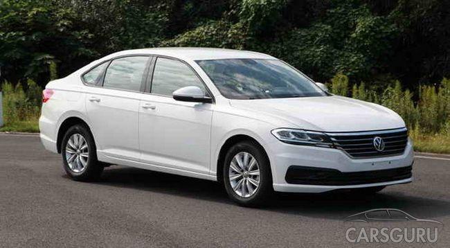 Первые фото Volkswagen Lavida новой генерации без камуфляжа