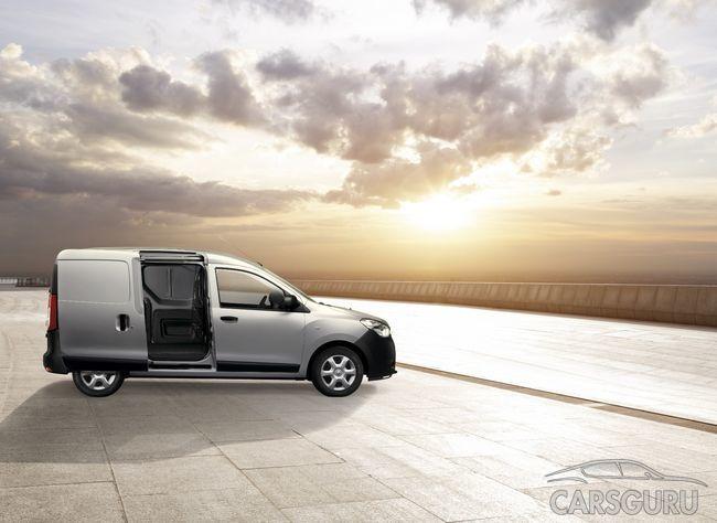 Стартуют онлайн-продаж Renault Dokker в России