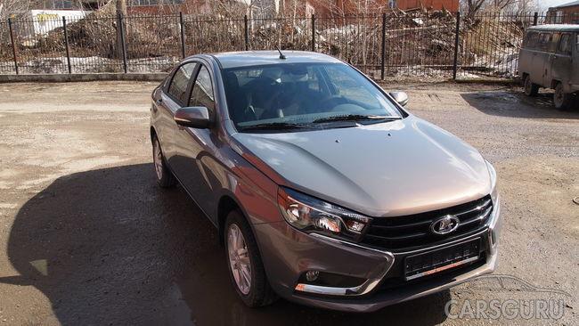 Владелец дефективной Lada Vesta отсудил у производителя новое авто