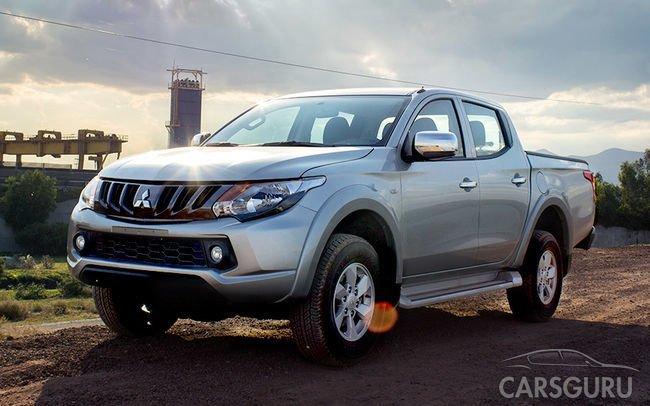 Mitsubishi предлагает скидку в 250 000 рублей на покупку L200 в этом месяце