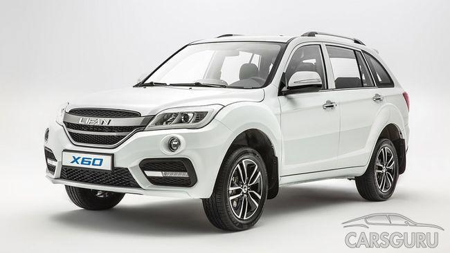 Составлен рейтинг самых продаваемых китайских авто в России
