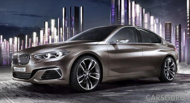 Новый год принесет повышение цен на модели BMW в России