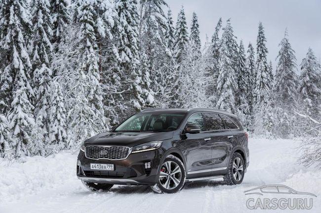 Скоро в России станет доступен рестайлинговый Kia Sorento Prime