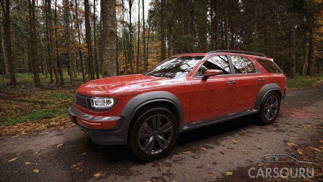 Возвращение Волги ГАЗ-24: разработка дизайнера из России (46 фото)