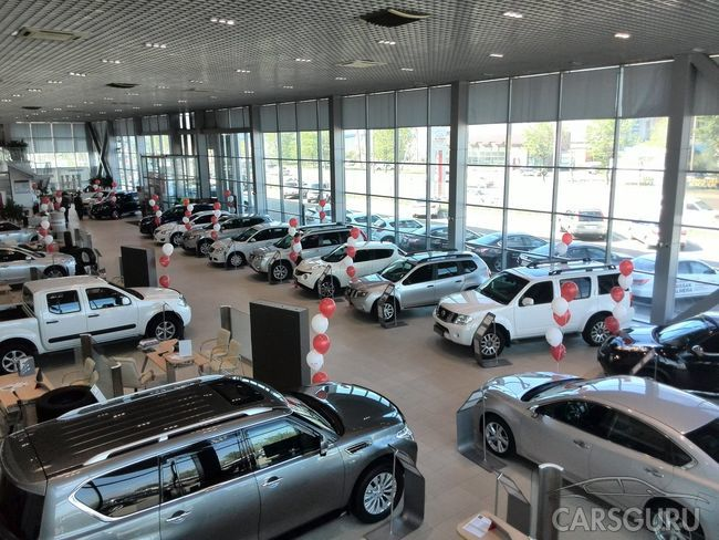 Nissan предлагает выгодные кредитные условия на свои модели в декабре