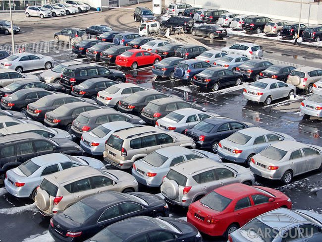 ТОП-10 самых популярных автомобильных брендов на вторичном рынке столицы