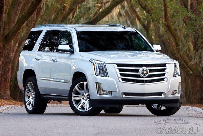 Cadillac и Chevrolet для российского рынка: теперь только американская сборка