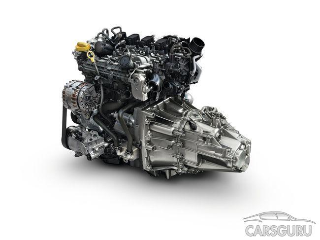Турбомотор будущего от Renault для LADA Vesta