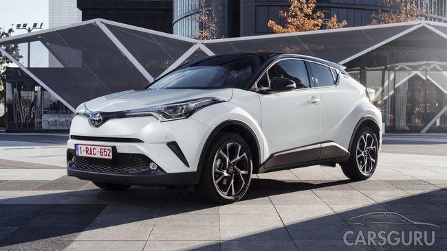 Toyota рассказала о новом паркетнике для России