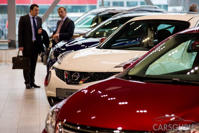 Экспортерам авто положены новые льготы