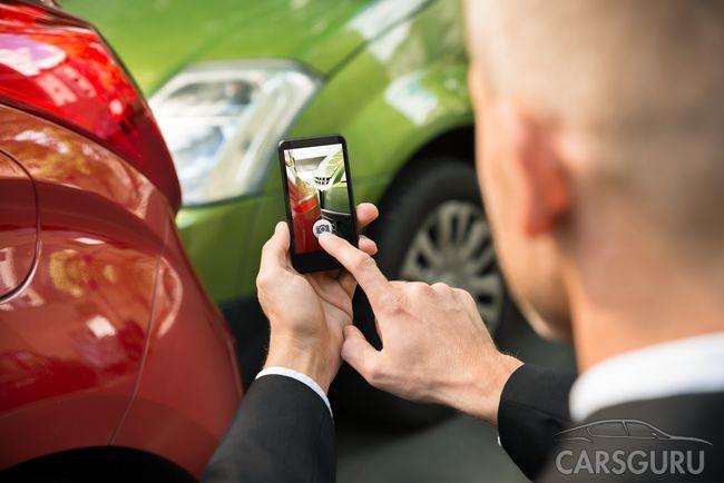 Скоро ДТП можно будет оформить с помощью мобильного приложения