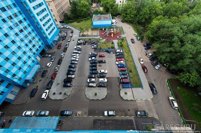 Нововведения от ГосДумы или в ожидании платных парковок во дворах