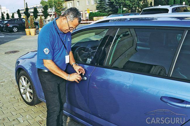ТОП-4 метода открыть авто без ключа