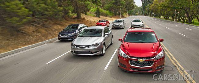 Google составил список самых популярных авто этого года