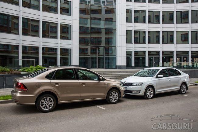 Почему в России отзывают Volkswagen Polo и Skoda Rapid в таком количестве?