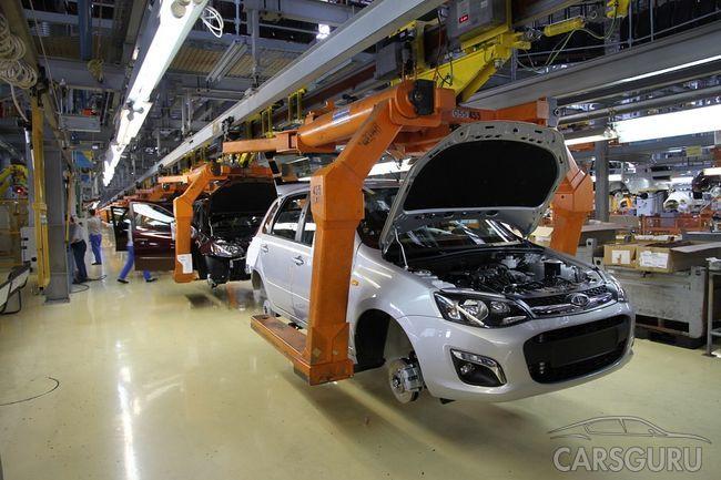 Эксперты составили рейтинг самых экспортируемых легковых авто