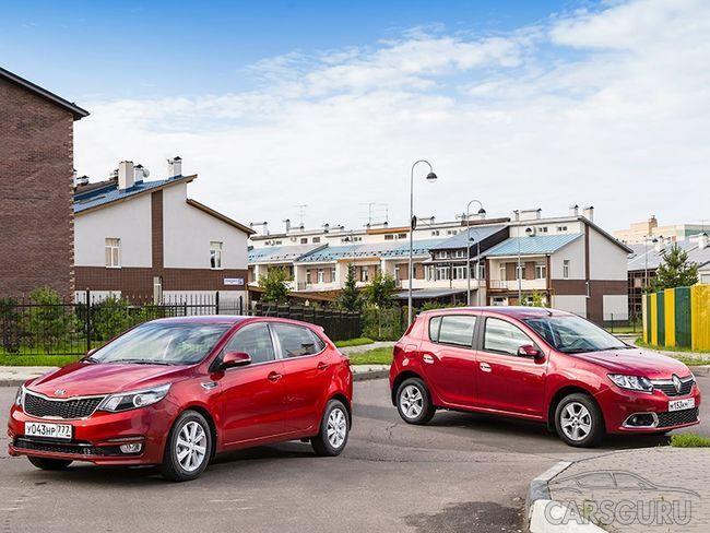 Renault и KIA продлевают участие в программах господдержки